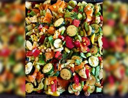 Gemüse und Beilagen